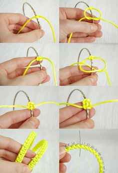 How to make a braided bracelet?