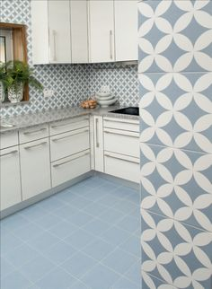Titane Framboise Ceramic Tiles From Neocim Collection By KERION - Carrelage kerion
