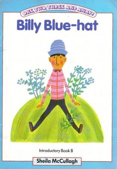 Billy Blue-hat - One, Two, Three and Away
