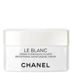 On my wish list from David jones is Chanel Le blanc cream. It's great for anti-pigmentation, brightening and lightening the skin. I love looking iridescent and it is illuminating for photo shoots.