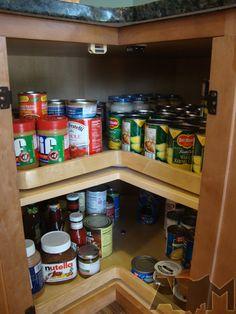 Wonderful Blind Corner Cabinet Systems With Rev A Shelf 2