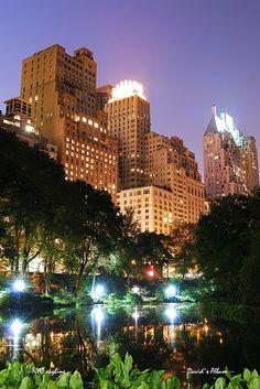 New York City & Central Park ~ New York