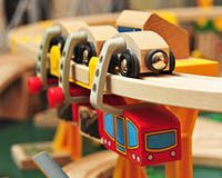 BRIO Wooden Railway Guide: Links
