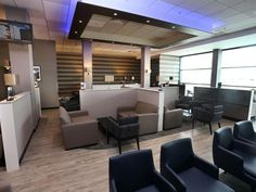 Belfast City (George Best) Airport Lounges | Executive Airport Lounge