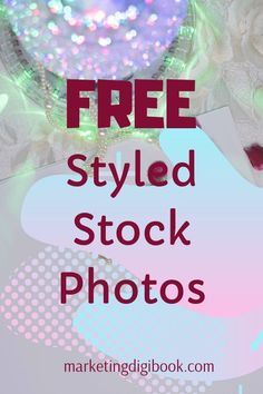 Marketing Digi Book - Content Marketing Tips and Visual Content - Styled Stock Photos — Monthly free styled stock photos for business