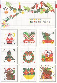 Gosto muito de Ponto Cruz, por isso colocarei aqui minhas obras-primas e alguns gráficos que pretendo bordar.