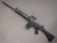 "Fn Fal .308, also known as ""The Right Arm Of The Free World"""