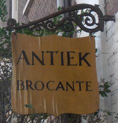 Amersfoort - Snouckaertlaan 48 - antiekhandel