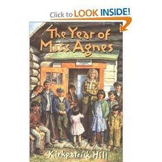 The Year of Miss Agnes: A very good book about how a child and her remote Alaskan village are impacted by a caring teacher, in the mid 20th century.