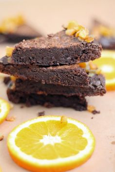 Orange Brownies, Strudel, Pound Cake, Sweet Recipes, Sweets, Cookies, Food, Pastries, Traditional