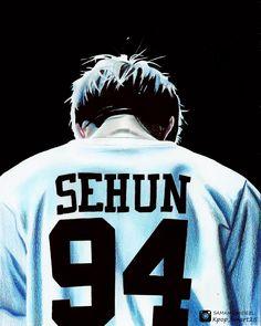 #sehun #exo #monster #exact #album #comeback #art #artwork #artist #kpop #kpopidol #exol #exo #exo #illutration #watercolor #sm #fanart #illustration #sm #exodrawings #exoart