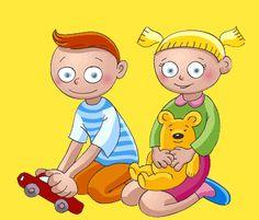 Gry i zabawy edukacyjne dla dzieci (5-12) - słowne, ortograficzne, logiczne, nauka pisania na klawiaturze, wiersze i opowiadania napisane przez dzieci.  http://pisupisu.pl/