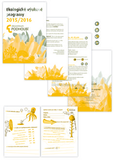 ECO catalog, leaflets, worksheets