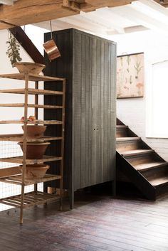 Sebastian Cox for Devol Kitchens - perfect unfitted organic kitchen
