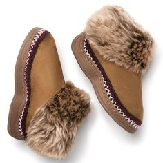 MINI MUGGS.- So stylish, you are going to wish you had tiny feet!!! Kids' Cozy Slipper Bootie   #AvonKids #ChildrensShoes