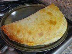 Once-a-Month Chef: Fresh Calzones