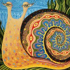 Snail Artwork