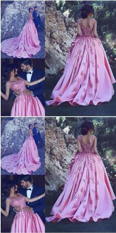 New Arrival Pink Prom Dress,Open Back Prom Dresses Long Open Backs Sexy Lace Prom Gown P0943 #promdresses #longpromdress #2018promdresses #fashionpromdresses #charmingpromdresses #2018newstyles #fashions #styles #hiprom #prom #GraduationDress #2018 #PartyDress #pinkprom