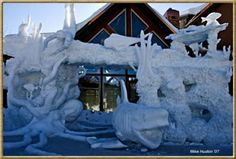 My most favorite place, McCall, ID. I love it in the summer the most, but you can't beat their winter festival, the snow sculputers are so fun and the skiing is GREAT.