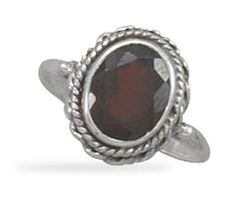 CleverSilver's Faceted Garnet Sterling Silver Ring With Rope Edge Size 8 CleverEve http://www.amazon.com/dp/B0038N2QOO/ref=cm_sw_r_pi_dp_wMXSub1W757ZY