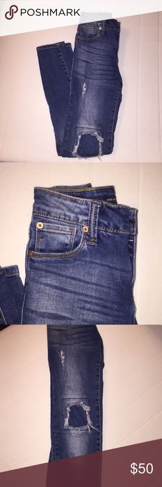 STS BLUE piper skinny jeans STS blue piper jeans with destress STS Blue Jeans Skinny