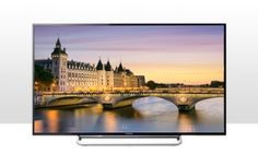 Groupon - Sony Bravia Smart LED TV for in [missing {{location}} value]. Clean Tv Screen, Large Screen Tvs, Sony 3d Tv, 3d Tvs, Tv Watch, Image Processing, Dvd Blu Ray, Surround Sound, Smart Tv