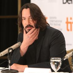 If there is one constant in this life, it's that Keanu Reeves is nice to look at. Here, 47 beautiful photos of the actor just because. Keanu Reeves John Wick, Keanu Charles Reeves, Keanu Reeves Quotes, Wind Machine, Keanu Reaves, Jesse Metcalfe, David Sims, Ryan Guzman, Avan Jogia