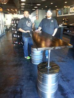 Keg table                                                                                                                                                                                 More