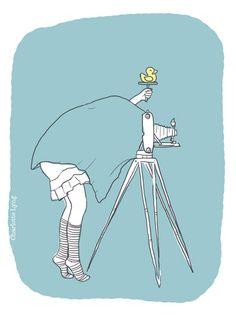 Smile! by Charlotte Lyng: Illustration