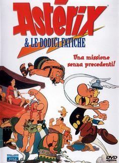Giulio Cesare: Bruto! Smettila di giocare con quel coltello, finirai per ferire qualcuno!  #Asterix   #Obelix   #Frasideifilm http://aforismi.meglio.it/frasi-film.htm?n=Asterix+e+le+dodici+fatiche