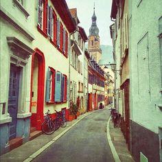 Heidelberg, Germany - @tempotommy- #webstagram