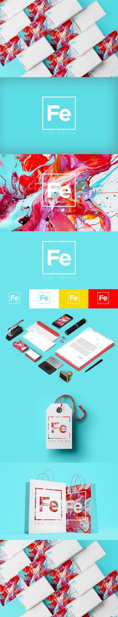 The Feira: Brand Development on Behance