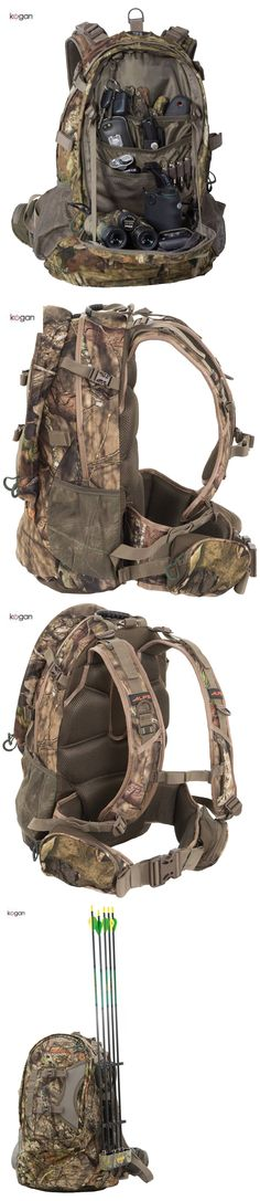Hunting Bags and Packs 52503: Alps Hunting Camping Bow Archery Rifle Back Pack Camo Tactical Hiking Gear Bag -> BUY IT NOW ONLY: $88.72 on eBay!