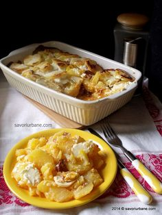 Cartofi frantuzesti (27) Romanian Food, Lunches And Dinners, Food Art, Cookie Recipes, Macaroni And Cheese, Good Food, Food And Drink, Healthy Recipes, Cooking