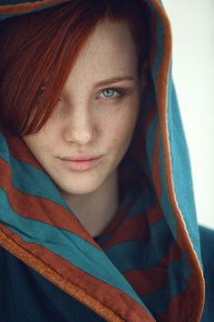 """redhayr: """" """"New Skin"""" """" ♥ Gorgeous RedHeads ♥ Redheads Freckles, Freckles Girl, Fire Hair, Gorgeous Redhead, Female Photographers, New Skin, Shades Of Red, Beauty Women, Photos"""