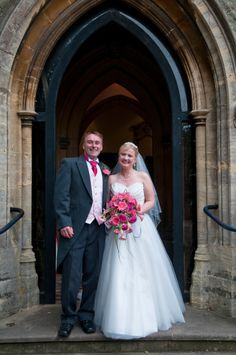 September 1st we got married at Hailsham church then our wedding reception at eastboune pier