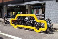 Car Bike Port by CycleHoop