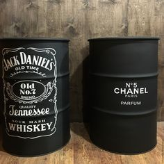 Купить Тумба-бочка декоративная. - черный, jackdaniels, chanel, бочка шанель, бочка джек дениэлс