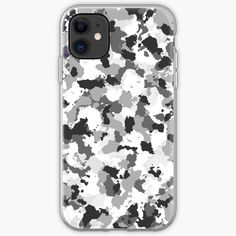 'Winter Camouflage design ' iPhone Case by MidnightBrain Beautiful Mask, Life Is Beautiful, Iphone Wallet, Iphone 11, Framed Prints, Canvas Prints, Art Prints, Cell Phone Cases, Iphone Cases