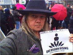 Ma(h)lt sich in diesem Kopf die Welt: One Billion Rising #Ludwigshafen 2015