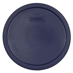 Pyrex Blue Plastic Lid Fit 10 Cup Round Glass Dishes ** Read more reviews of the product by visiting the link on the image.