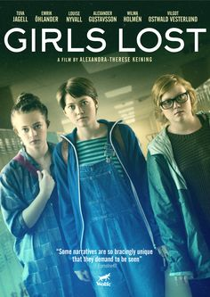 A kind of transgender Twilight, albeit much edgier - as three friends discover a plant whose nectar changes them into boys.