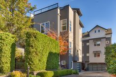 Beautifully renovated McManus Condo buildings, complete with siding, gables, cedar soffits and rooftop gardens for majestic lake views. Visit this project now!