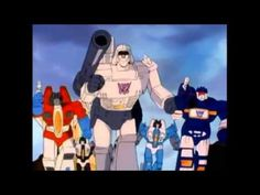 The Transformers Cultkidstv Intro - YouTube