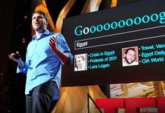 "As web companies strive to tailor their services (including news and search results) to our personal tastes, there's a dangerous unintended consequence: We get trapped in a ""filter bubble"" and don't get exposed to information that could challenge or broaden our worldview. Eli Pariser argues powerfully that this will ultimately prove to be bad for us and bad for democracy. Media Psychology, Web Company, Connected Life, Egypt News, Unintended Consequences, Video Leak, Photos On Facebook, Egypt Travel, Technology Integration"