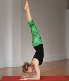 Step-By-Step Breakdown: Forearm Stand
