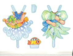 Fairy PapeR Dolls http://www.pinterest.com/synvea/paperdolls-6/