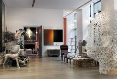 CROSBY STREET HOTEL – эталон сочетания классики и модерна в районе Сохо, Нью-Йорк