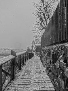 Rannalla lähes autiolla -blogini mustavalkokuvia Tukholmasta.  Stockholm B/W edition from January 2016