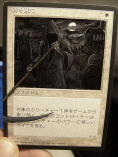 Grim Reaper Swords to Plowshares